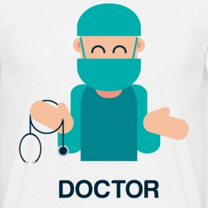 Funny Doctor - T-shirt Homme