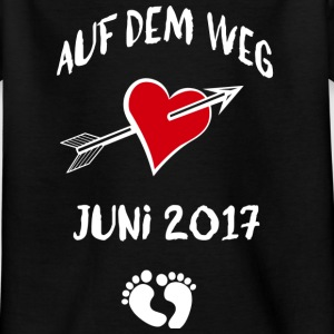 On the way (June 2017) Shirts - Kids' T-Shirt