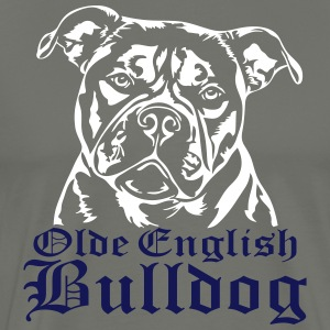 Olde English Bulldog - Männer Premium T-Shirt