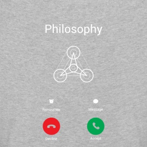 The philosophy calls Long Sleeve Shirts - Kids' Premium Longsleeve Shirt