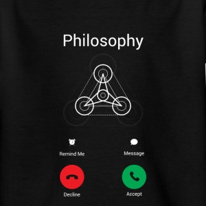 The philosophy calls Shirts - Kids' T-Shirt