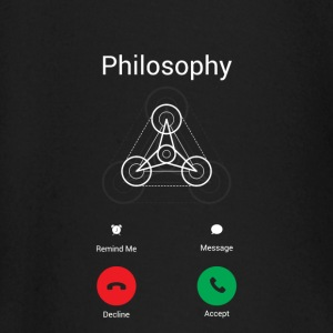 The philosophy calls Baby Long Sleeve Shirts - Baby Long Sleeve T-Shirt