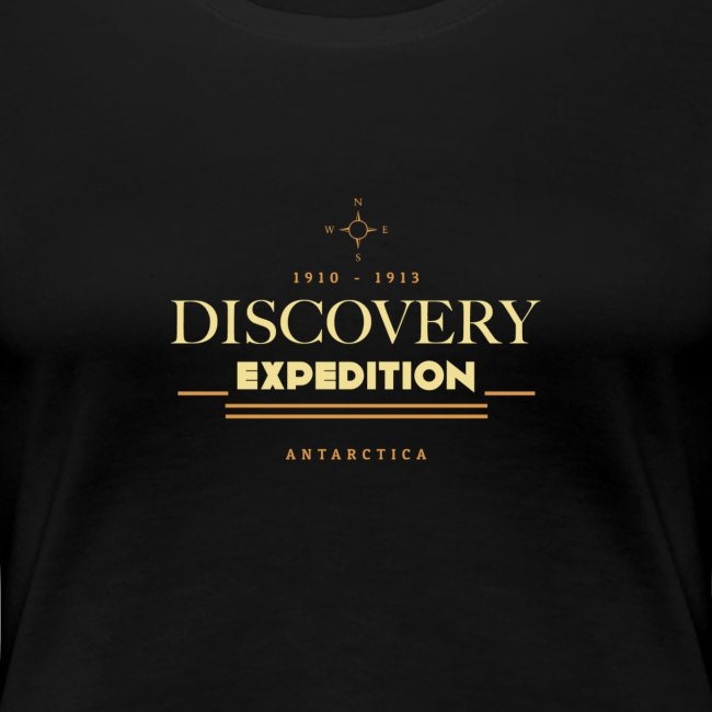 The Discovery Expedition 1910 - 1913