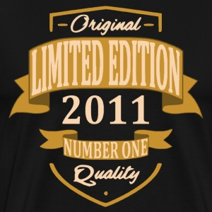 Limited Edition 2011 Tee shirts - T-shirt Premium Homme