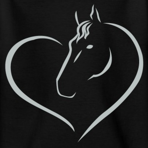 I love horses Shirts - Teenage T-shirt