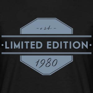 Limited Edition est. 1980 - Männer T-Shirt