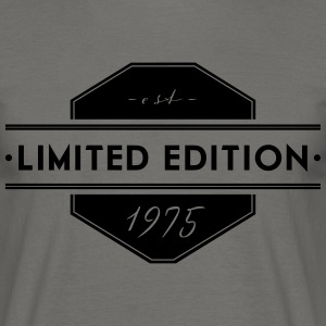 Limited Edition est. 1975 - Männer T-Shirt