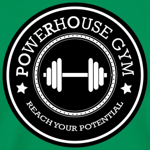 Powerhouse - Mannen Premium T-shirt