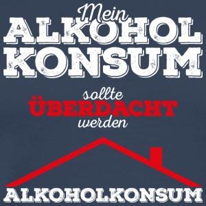 Alkoholkonsum überdacht