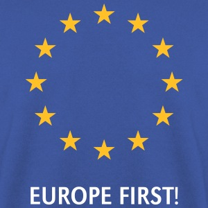 Europe First! Pullover & Hoodies - Männer Pullover