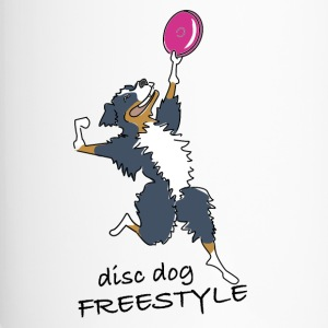disc dog freestyle Tassen & Zubehör - Thermobecher