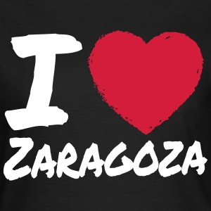I Love Zaragoza T-Shirts - Frauen T-Shirt
