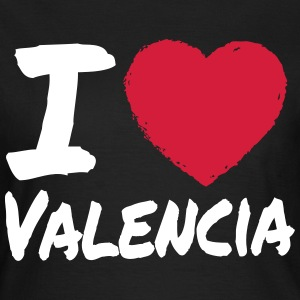 I Love Valencia T-Shirts - Frauen T-Shirt