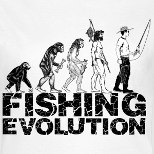 FishingEvolution.png Tee shirts - T-shirt Femme