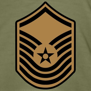 Senior Master Sergeant SMSgt, Air Force T-Shirts - Men's Slim Fit T-Shirt