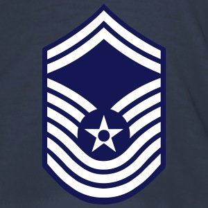 Chief Master Sergeant CMSgt, Mision Militar ™ T-shirts - Slim Fit T-shirt herr