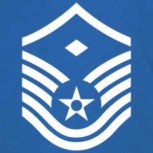 Master Sergeant MSgt First Sergeant, US Air Force T-shirts - slim fit T-shirt