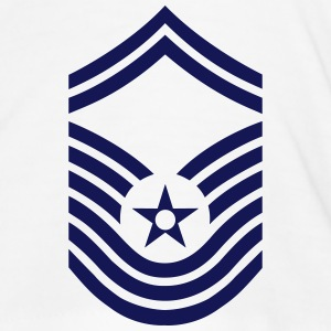 Chief Master Sergeant CMSgt, US Air Force T-Shirts - Men's Slim Fit T-Shirt
