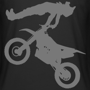 Crossmotor , dirt bike  T-shirts - Mannen Urban longshirt