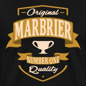 Marbrier Tee shirts - T-shirt Premium Homme