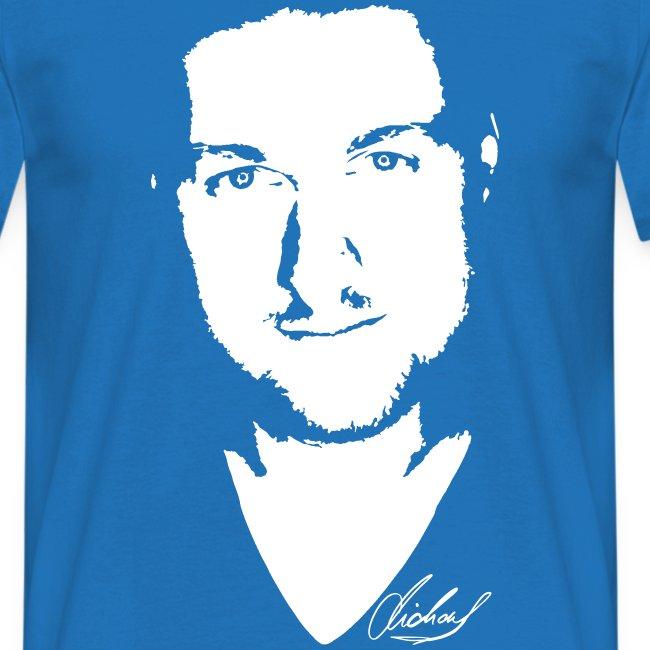 MF T-Shirt STANDARD Men - logo/weiss
