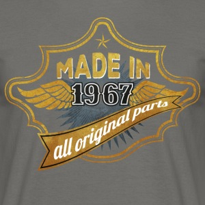 Made in 1967 - Men's T-Shirt