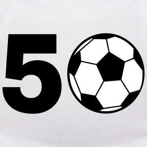 """Geburtstag T-Shirts mit """"50 Geburtstag Fußball"""""""