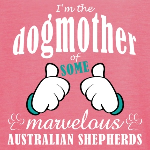 Dogmother, some Aussies Tops - Women's Tank Top by Bella