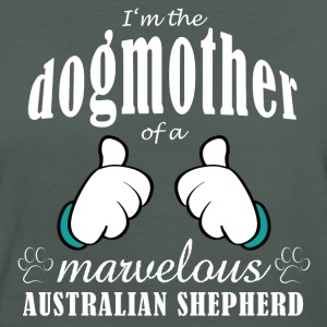 Dogmother Aussie T-Shirts - Frauen Bio-T-Shirt