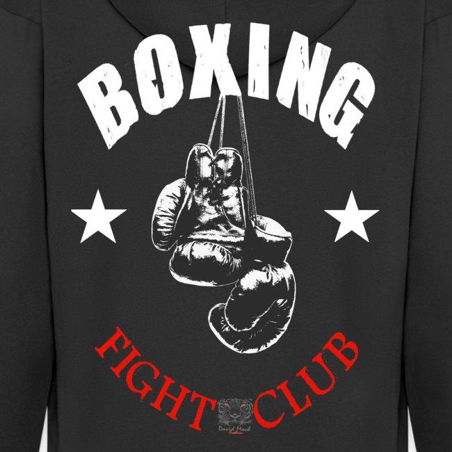 Sweat Shirt Unisexe Boxing Fight Club