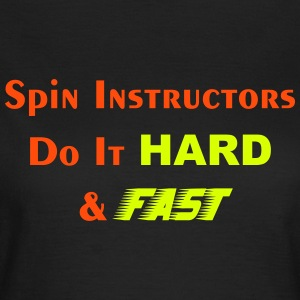 Spin Instructors T-Shirts - Women's T-Shirt
