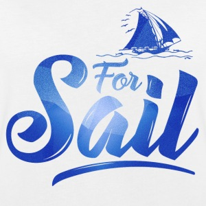 For Sail T-Shirt T-Shirts - Frauen Oversize T-Shirt
