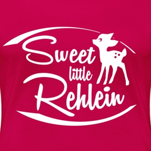 SWEET LITTLE REHLEIN T-Shirts - Frauen Premium T-Shirt