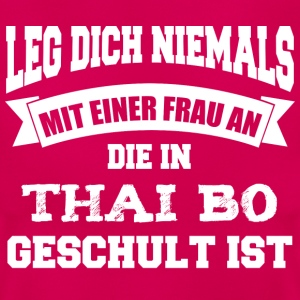 Thai Bo T-Shirts - Frauen T-Shirt