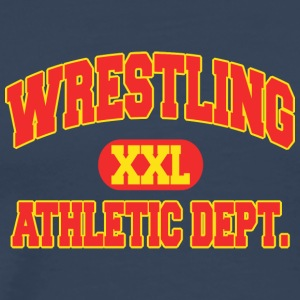 Wrestling Athletic Department - Men's Premium T-Shirt