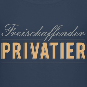 Freischaffender Privatier - Kinder Premium T-Shirt