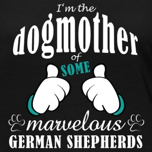Dogmother some German Shepherds Manches longues - T-shirt manches longues Premium Femme