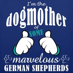 Dogmother some German Shepherds Sacs et sacs à dos - Tote Bag