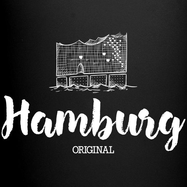 Hamburg Elphi weiß Tassen & Zubehör
