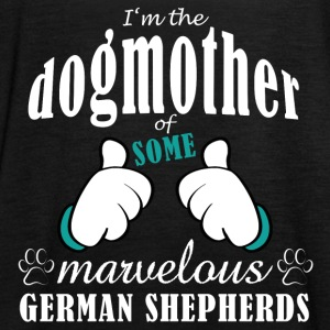 Dogmother some German Shepherds Tops - Women's Tank Top by Bella