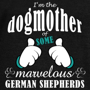 Dogmother some German Shepherds Sweat-shirts - Pull Femme col bateau de Bella