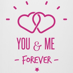 you & me forever Mugs & Drinkware - Beer Mug