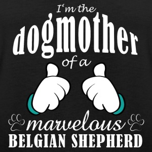 Dogmother_Belgian T-Shirts - Frauen Oversize T-Shirt
