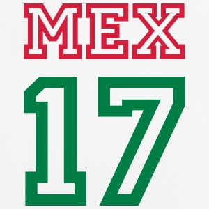 MEXICO 2017 T-shirts - Herre T-shirt svedtransporterende