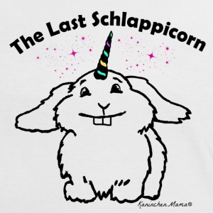 The Last Schlappicorn - Frauen Kontrast-T-Shirt