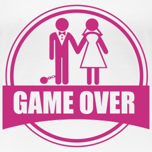 Game over : Hen Party,night - Women's Premium T-Shirt
