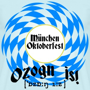 Ozogn is - bunte Shirts - Männer T-Shirt