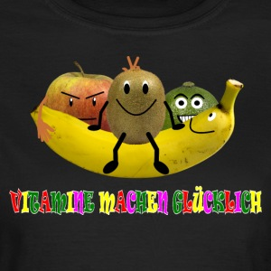 Vitamine T-Shirts - Frauen T-Shirt