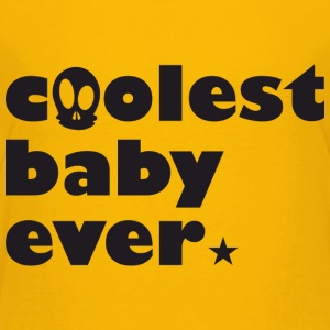 Coolest Baby ever T-Shirts - Teenager Premium T-Shirt