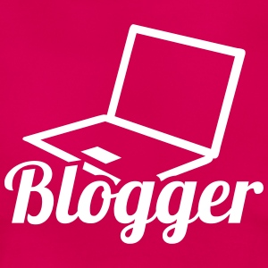 Blogger T-Shirts - Frauen T-Shirt